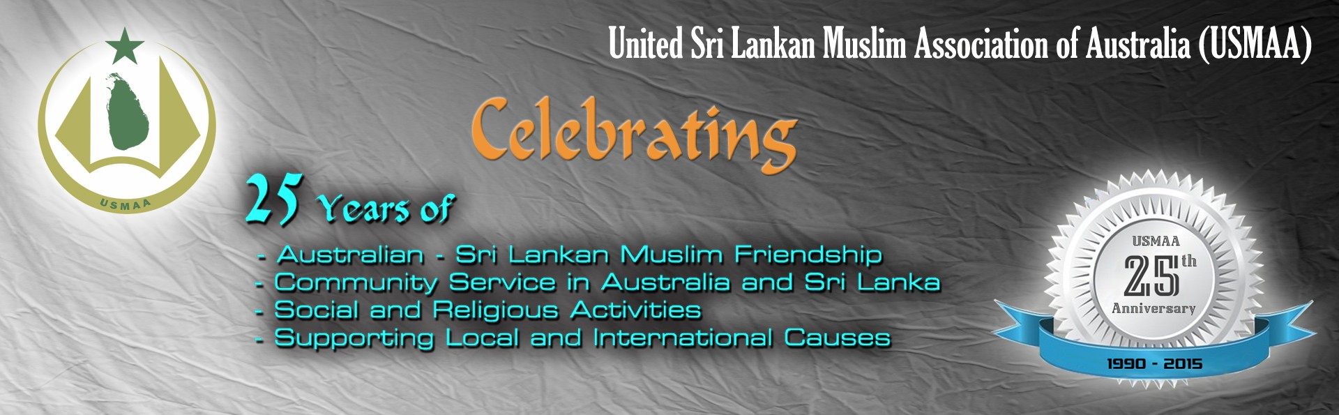 USMAA 25th Year Silver Jubilee Celebrations